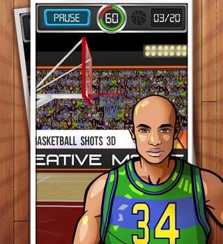 Basketball Shots 3D Ekran Görüntüleri - 4