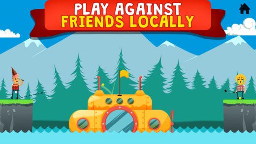 Battle Golf Online Ekran Görüntüleri - 4