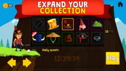 Battle Golf Online Ekran Görüntüleri - 1