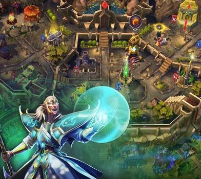 Battle Hordes Ekran Görüntüleri - 4