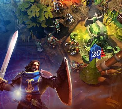 Battle Hordes Ekran Görüntüleri - 3