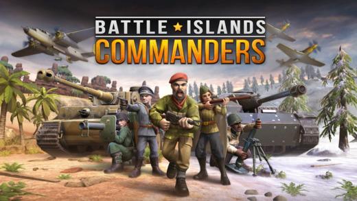 Battle Islands: Commanders Ekran Görüntüleri - 1
