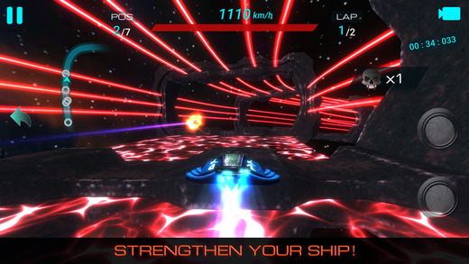 Battle of Space Racers: A Space Hunter Ekran Görüntüleri - 1