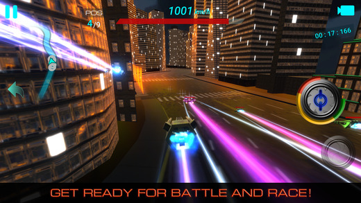 Battle of Space Racers: A Space Hunter Ekran Görüntüleri - 5