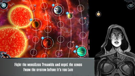 Battlefleet Gothic: Leviathan Ekran Görüntüleri - 3