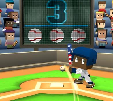 Blocky Baseball Ekran Görüntüleri - 5
