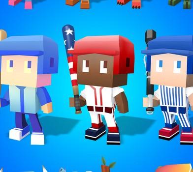 Blocky Baseball Ekran Görüntüleri - 1