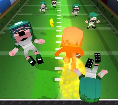 Blocky BEASTMODE Football Ekran Görüntüleri - 2