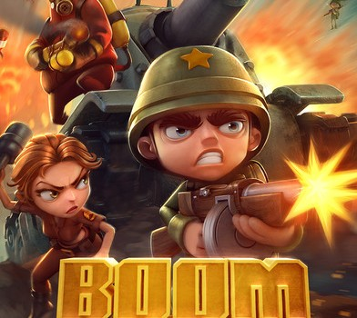 Boom Force Ekran Görüntüleri - 1