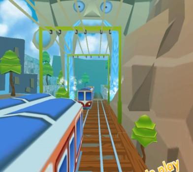 Boy - Subway Surf Run 3D Ekran Görüntüleri - 2