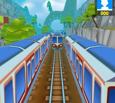 Boy - Subway Surf Run 3D Ekran Görüntüleri - 3