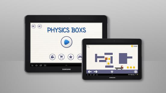 Brain On! Physics Boxs Puzzles Ekran Görüntüleri - 1