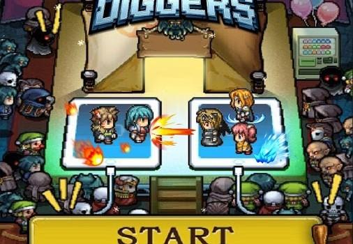 Brave Diggers Ekran Görüntüleri - 1