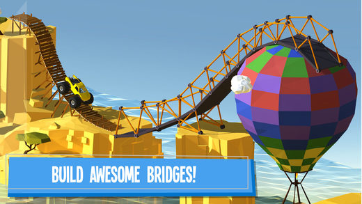 Build a Bridge! Ekran Görüntüleri - 5