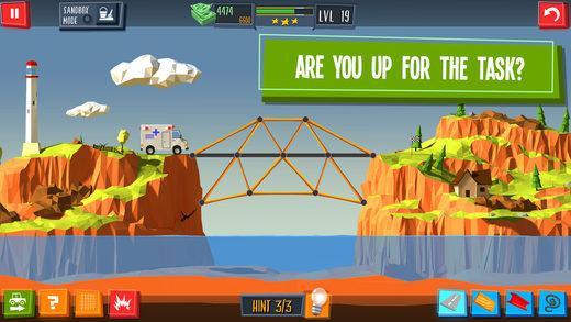 Build a Bridge! Ekran Görüntüleri - 1