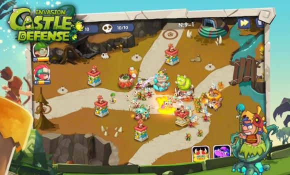 Castle Defense: Invasion Ekran Görüntüleri - 5
