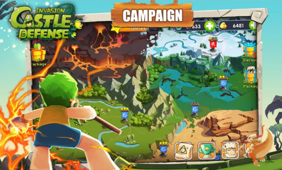 Castle Defense: Invasion Ekran Görüntüleri - 4
