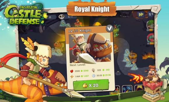 Castle Defense: Invasion Ekran Görüntüleri - 1