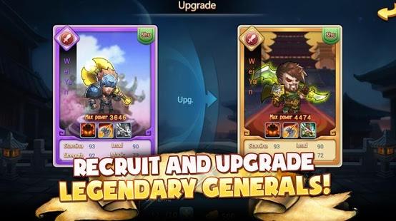 Chibi 3 Kingdoms Ekran Görüntüleri - 2