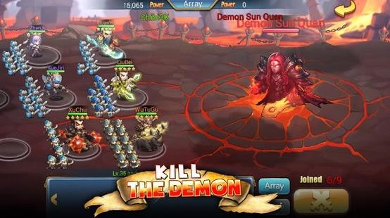 Chibi 3 Kingdoms Ekran Görüntüleri - 1
