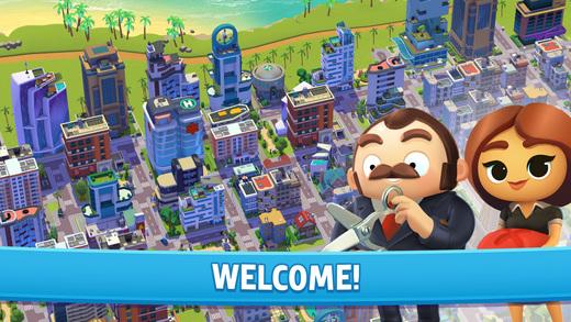 City Mania: Town Building Game Ekran Görüntüleri - 5