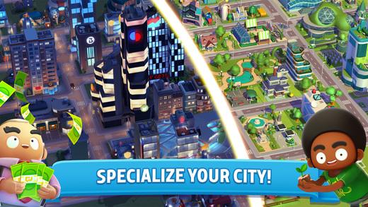 City Mania: Town Building Game Ekran Görüntüleri - 2