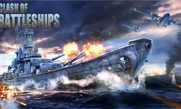 Clash of Battleships Ekran Görüntüleri - 3
