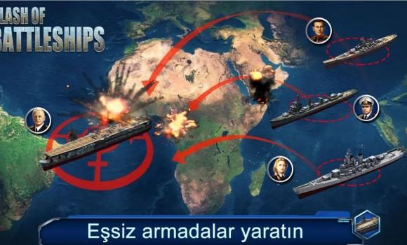 Clash of Battleships Ekran Görüntüleri - 1