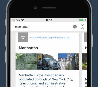 CLIQZ Browser Ekran Görüntüleri - 4