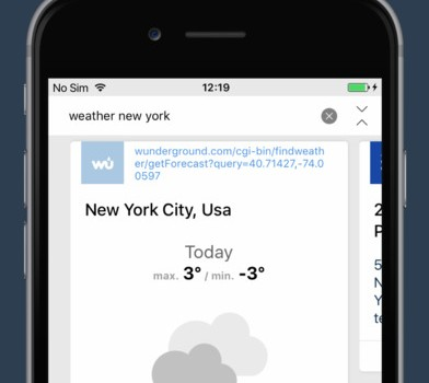 CLIQZ Browser Ekran Görüntüleri - 3