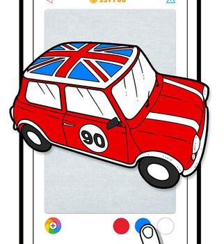Colorin - The Coloring Game Ekran Görüntüleri - 4