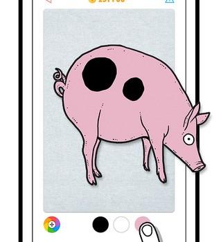 Colorin - The Coloring Game Ekran Görüntüleri - 1