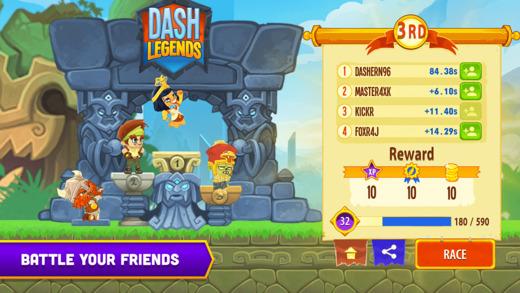 Dash Legends Ekran Görüntüleri - 4