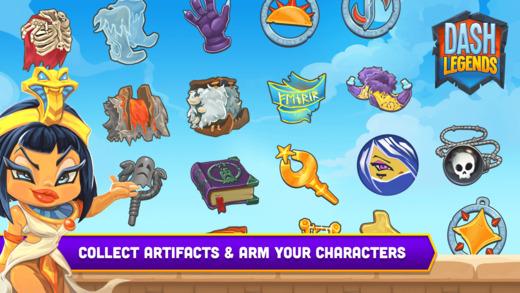 Dash Legends Ekran Görüntüleri - 3