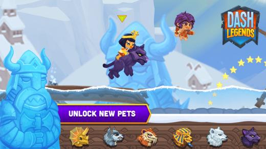 Dash Legends Ekran Görüntüleri - 2