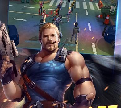 Dead Strike 4 Zombie Ekran Görüntüleri - 3