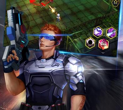 Dead Strike 4 Zombie Ekran Görüntüleri - 2