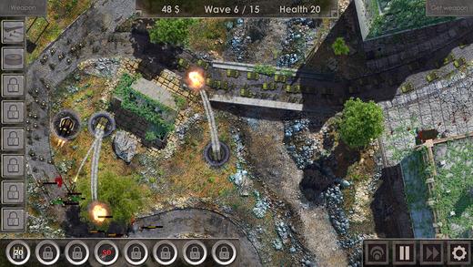 Defense Zone 3 Ekran Görüntüleri - 5