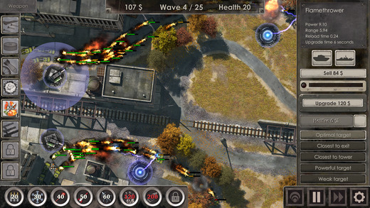 Defense Zone 3 Ekran Görüntüleri - 4