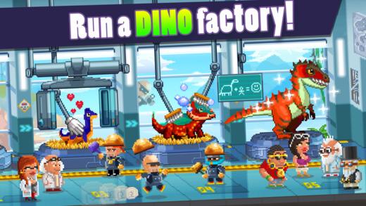 Dino Factory Ekran Görüntüleri - 4