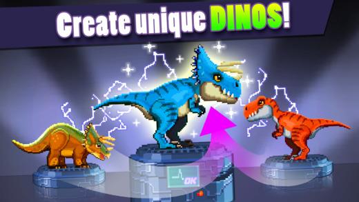 Dino Factory Ekran Görüntüleri - 3