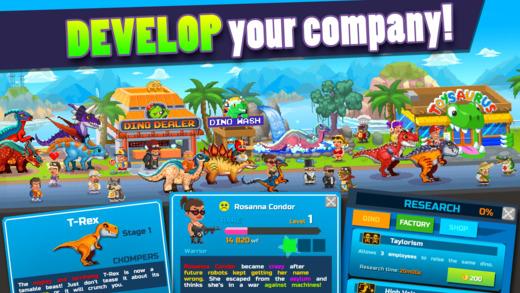 Dino Factory Ekran Görüntüleri - 1