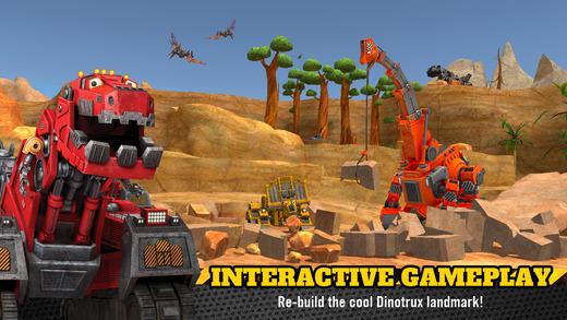 Dinotrux: Trux It Up! Ekran Görüntüleri - 5