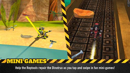 Dinotrux: Trux It Up! Ekran Görüntüleri - 3