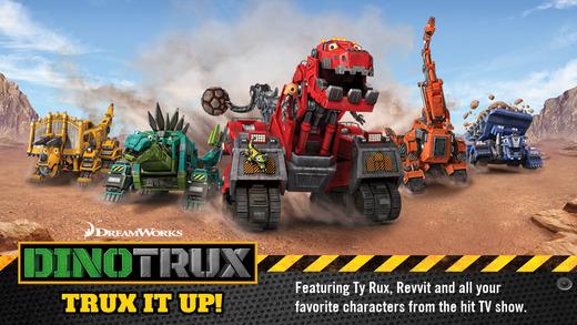 Dinotrux: Trux It Up! Ekran Görüntüleri - 4