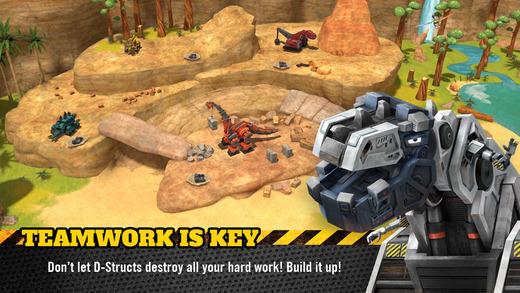Dinotrux: Trux It Up! Ekran Görüntüleri - 2