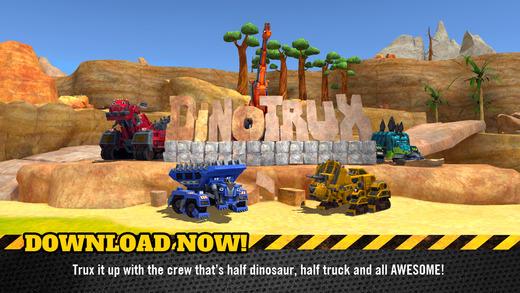 Dinotrux: Trux It Up! Ekran Görüntüleri - 1