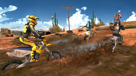 Dirt Xtreme Ekran Görüntüleri - 1