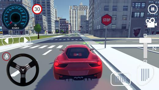 Driving School 3D Ekran Görüntüleri - 2