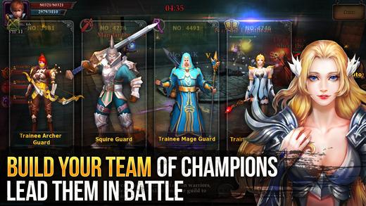 Dungeon Champions Ekran Görüntüleri - 2